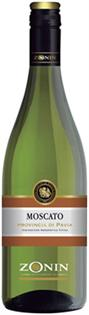 Zonin Moscato Regions 750ml - Case of 12